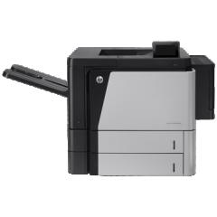 HP  M806DN 企业级 激光A4黑白打印机 一年有限上门服务  含安装  货号100.S909