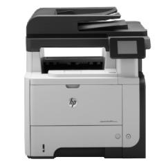 HP M521DN 工作组级激光黑白A4多功能一体机 原厂自带一年上门 含安装  货号100.S910