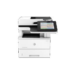 HP MFP M527f 激光黑白A4多功能一体机 原厂自带一年上门 含安装 货号100.S912