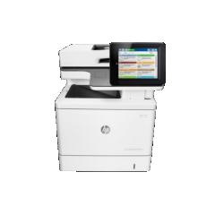 HP MFP M577f 激光彩色A4多功能一体机 原厂自带一年上门 含安装  货号100.S913