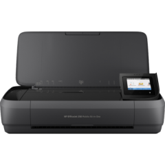 HP OFFICEJET 258 便携式移动多功能一体机  一年送修 含安装  货号100.S918