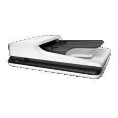 HP SCANJET PRO 2500 f1 平板式扫描仪一年有限硬件保修 含安装  货号100.S927