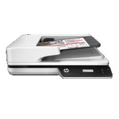 HP SCANJET PRO 3500 F1 平板扫描仪一年保修 含安装  货号100.S928