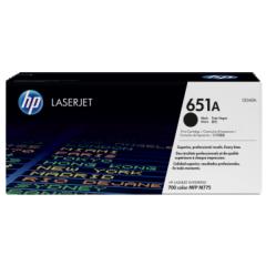 惠普HP LASERJET CE340A/651A 黑色原装硒鼓 货号100.S1125