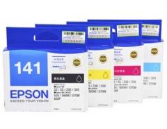 爱普生(Epson)T141墨盒T1411/1412/1413/ME350/620F 4色套组