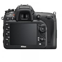 尼康(Nikon) 单反相机 D7200 单机身(含品色手柄、电池、包)货号210.X15