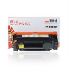 天威CRG337硒鼓 适用佳能 CANON MF211w/243D/MF212w/MF216n/MF 黑色 货号210.X17