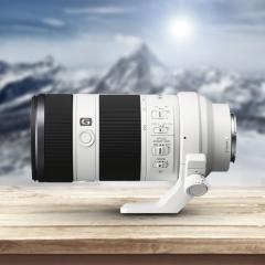 索尼(Sony)FE 70-200mm F4 G OSS(SEL70200G)全画幅远摄变焦微单相机G镜头  ZX.015