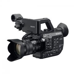 索尼手持及半肩扛摄像机 PXW- FS5K (含18-105镜头)  货号230.YJM14