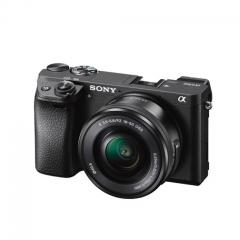 索尼微单标准镜头套机 ILCE-6300L (送包) 货号230.YJM105