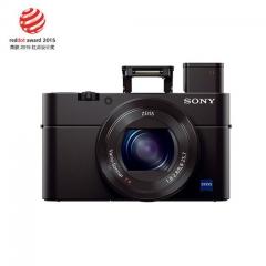 现货次日达  索尼黑卡数码相机 DSC-RX100M3   货号230.F108