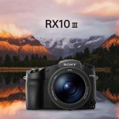 索尼数码相机 DSC-RX10M3 (送包)   货号230.F109