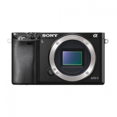 索尼微单数码相机 ILCE-6000 (单机身) 货号230.YJM110
