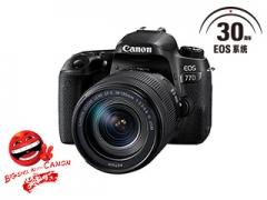 佳能(Canon)EOS 77D (EF-S 18-135mm f/3.5-5.6 IS USM)单反套机 ZX.031