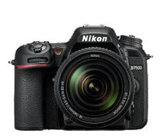 尼康(Nikon)D7500单反套机(AF-S 18-140mmf/3.5-5.6G ED VR 镜头)货号230.F172