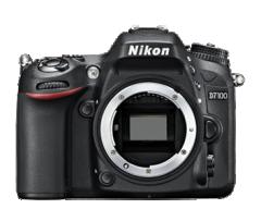 现货隔日达  尼康单反相机D7100(单机身)货号230.F194
