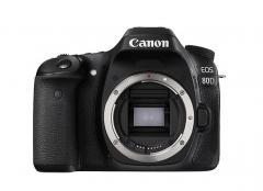 佳能单反相机 EOS 80D 机身  货号100.Ai40