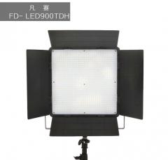 现货隔日达  凡赛新款LED900TDH塑料影视灯专业演播室舞台灯54WLED补光灯可调  货号230.F230