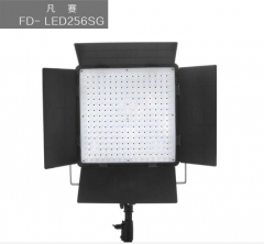 现货隔日达  凡赛FD-LED256SG补光灯平板灯摄影灯摄像灯双色温可调LED灯  货号230.F234