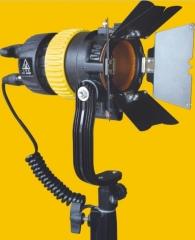 现货次日达  博朗 聚光灯双色温 LED 500D 射灯 国产特图利新闻采访灯  货号230.F237