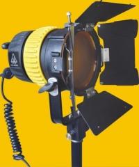 现货隔日达  博朗聚光灯双色温 LED 800G(80w可接电池国产dedolight 特图利G  货号230.F238