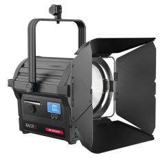 现货次日达  富莱仕 LED聚光灯LED摄像灯摄影灯微电影灯光双色温雷蛇R7-200BM   货号230.F243