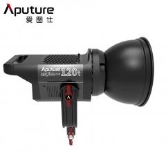 现货隔日达  Aputure/爱图仕光风暴COB 120t LED影视灯电影拍摄外拍摄影常亮灯  货号230.F249