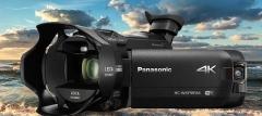 现货隔日达  松下(Panasonic)民用4K摄像机 HC-WXF995MGK (送包)货号230.F260