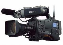 现货隔日达  松下(Panasonic)摄录一体机 AJ-PX398MC(送摄影包)货号230.F263
