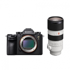 索尼(SONY)ILCE-9(索尼a9/α9)+SEL70-200mmF2.8 GM全画幅微单套装 ZX.037