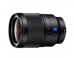 索尼(SONY)Distagon T* FE 35mm F1.4 ZA 蔡司全画幅广角定焦微单镜头 货号230.F417