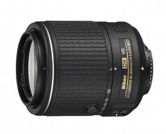 尼康(Nikon) AF-S DX 尼克尔 55-200mm f/4-5.6G ED VR II 镜头  货号230.F453