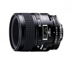 尼康(Nikon) AF 60mm/2.8D 微距镜头  货号230.F456