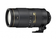 尼康(Nikon)AF-S 80-400mm f/4.5-5.6G ED VR 镜头 货号230.F460