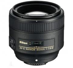 尼康(Nikon) AF-S 尼克尔 85mm f/1.8G 中远摄定焦镜头 货号230.F462