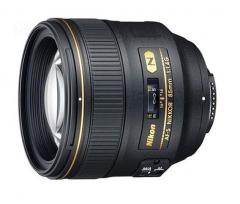 尼康(Nikon) AF-S 85mm f/1.4G 镜头 货号230.F463