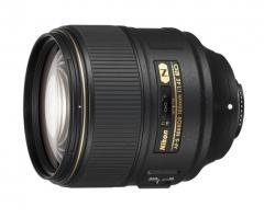 尼康 Nikon AF-S 尼克尔 105mm f/1.4E ED 镜头 货号230.F464