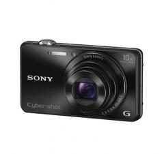 索尼(SONY)数码相机 卡片机 家用相机 DSC-WX220黑色 货号230.F510