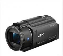 现货隔日达 索尼(SONY)FDR-AX40 4K 高清数码摄像机货号270.JX