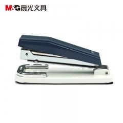 晨光文具订书机 ABS91627 可旋转360度订书机商务办公订书器