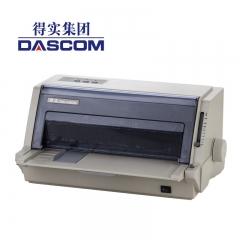 现货隔日达 得实(Dascom)DS-1900 高效智能型24针82列平推式票据打印机 货号290.ZD01