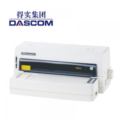 现货隔日达 得实(Dascom)DS-6400III 超高速24针136列专业平推式票据打印机 货号290.ZD04