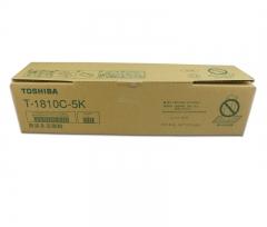 现货次日达 东芝Toshiba T-1810C-5K原装墨粉盒eS181/182/212/242 货号290.TFH01