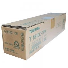 现货次日达 东芝Toshiba T-1810C-10K原装碳粉盒S181/182/212/242 货号290.TFH02