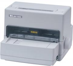 现货次日达 得实DS-1000 多功能24针小型平推打印机 货号290.ZD19